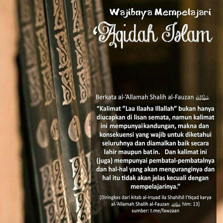 Follow @NasihatSahabatCom http://nasihatsahabat.com #nasihatsahabat #mutiarasunnah #motivasiIslami #petuahulama #hadist #hadits #nasihatulama #fatwaulama #akhlak #akhlaq #sunnah #aqidah #akidah #salafiyah #Muslimah #adabIslami #DakwahSalaf #ManhajSalaf #Alhaq #Kajiansalaf #dakwahsunnah #Islam #ahlussunnah #tauhid #dakwahtauhid #Alquran #kajiansunnah #salafy #akidahIslam #aqidahIslam #wajibnyamengenalakidahIslam #pembatalKeislaman #syirik #kesyirikan #urgensibelajartauhid #tauhid #tawheed