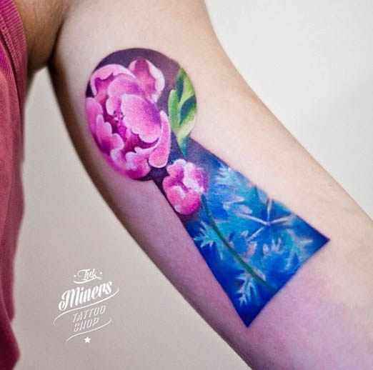 Juxtaposition Of Traditional And Contemporary Elements In Interior Design: 17 Best Images About Tattoos On Pinterest