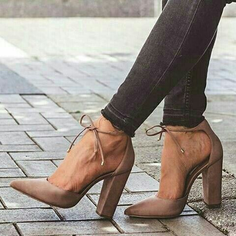 Neutral heels Clothing, Shoes & Jewelry - Women - Shoes - women's shoes - http://amzn.to/2jttl6P
