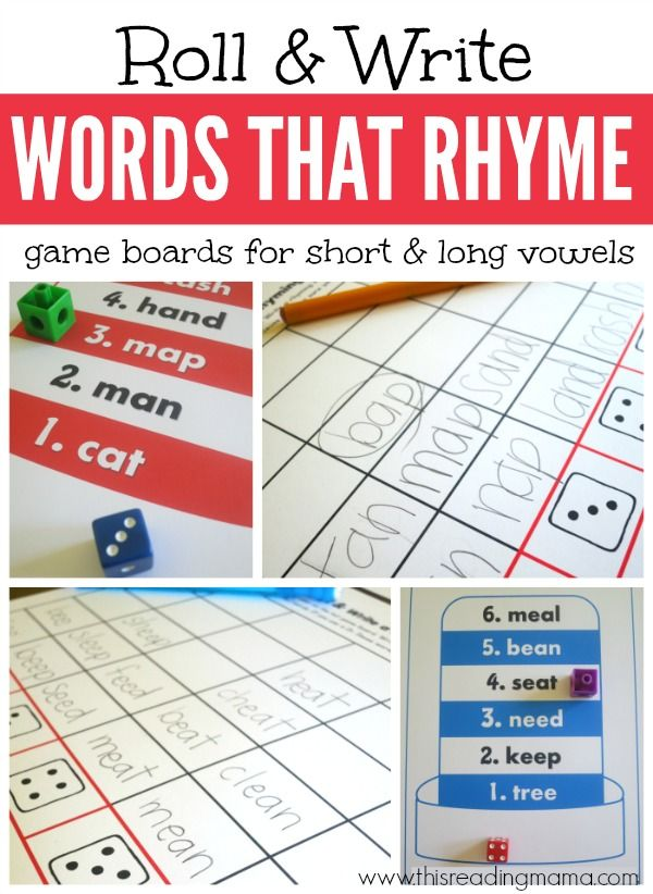Images about rhyming activities for kids on