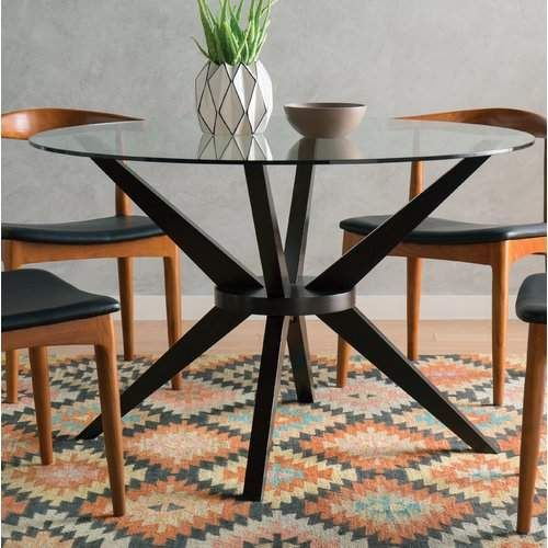 Photo of Cassidy Solid Wood Dining Table