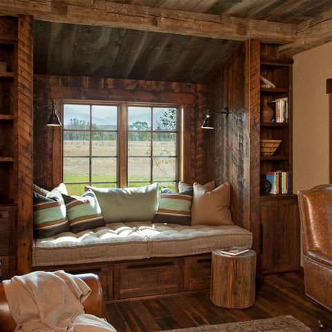 17 best ideas about Corner Window Seats on Pinterest | Corner ...