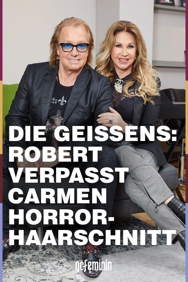 Die Geissens Robert Verpasst Carmen Horror Haarschnitt In 2020 Haarschnitt Haare Neue Haarschnitte