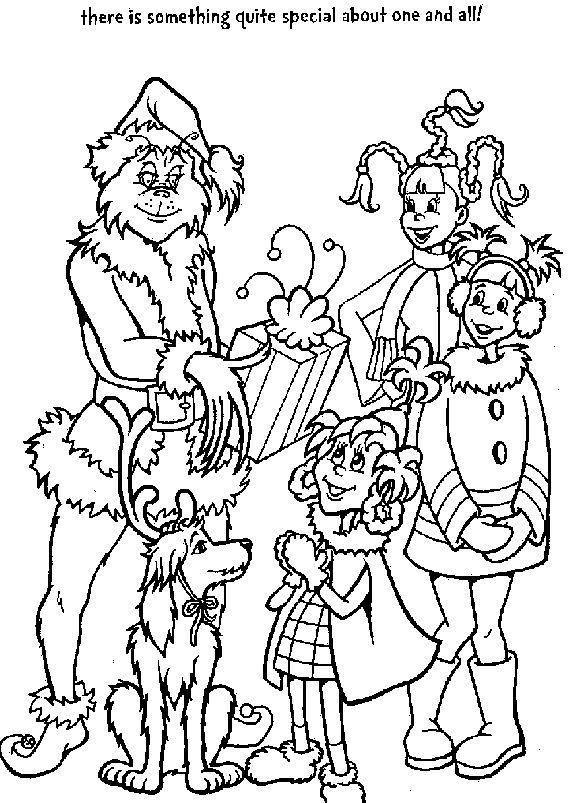1000 ideas about Dr Seuss Coloring