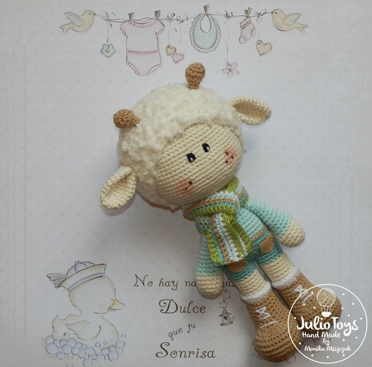 Szydelkowe zabawki  https://www.etsy.com/listing/269782658/crochet-spring-lamb-pdf-pattern?ref=listing-shop-header-2