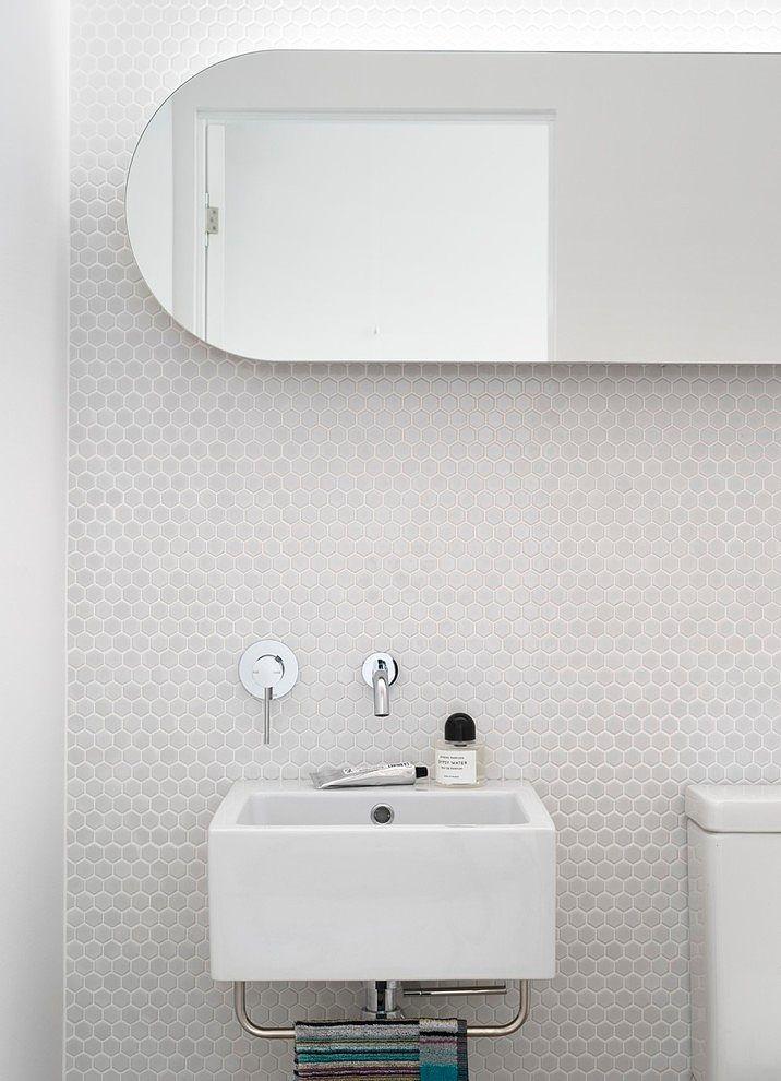 47 best bathrooms images on pinterest bathrooms - Spiegelschrank bad weiay ...