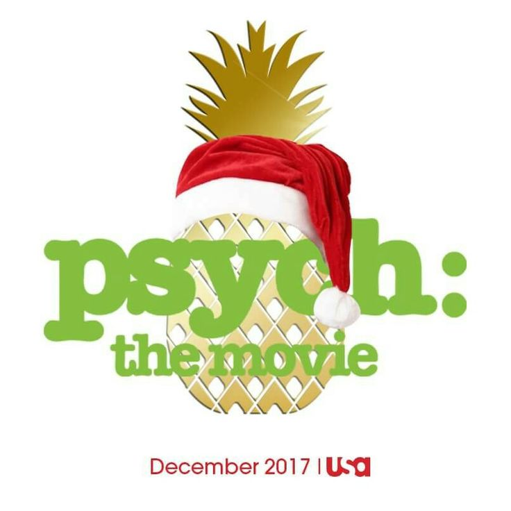Psych: The Movie December 2017