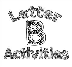Today's stop on the Alphabet Journey is with the Letter B!  All crafts, activities and recipes will be centered around letter recognition in a...