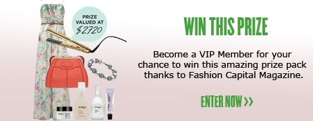 December Edition Of Fashion Capital Magazine Out Now! Enter To Win This Fabulous Prize!
