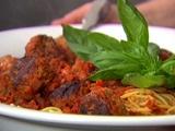 Ina Garten's Meatballs and Spaghetti Recipe: Food Network, Mail, Real Meatballs, Inagarten, Spaghetti Recipe, Ina Garten, Meatball Recipes, Foodnetwork, Ina S Meatballs