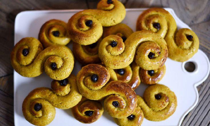 Glutenfria och nyttiga lussekatter – Ida Wargs enkla och goda recept! - Metro Mode