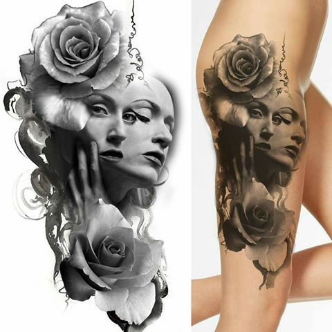 Modèle unique disponible   #tattoo #tattoos #tattooartiste #tatouage #tatuaje #tattoorealistic #tattoorealiste #tattooportrait #tattoolille #tattooparis #haubourdin #needelle #labetehumaine #atelier168 #graphicaderme #tattoonord #ink #tattooed #blackandgreytattoo #tattoolife #tattoowork #dermatattoo #flashtattoo