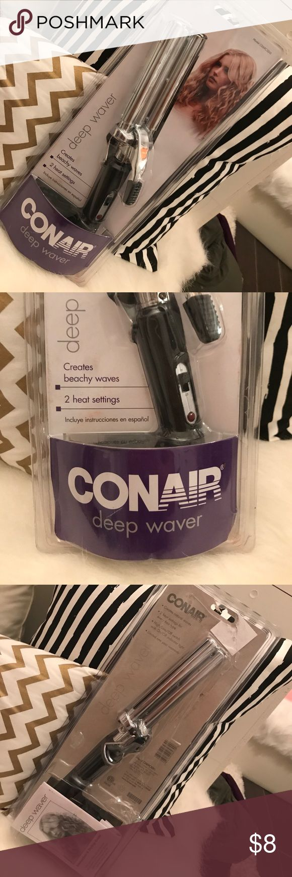 CONAIR deep waver CONAIR deed waver Accessories Hair Accessories