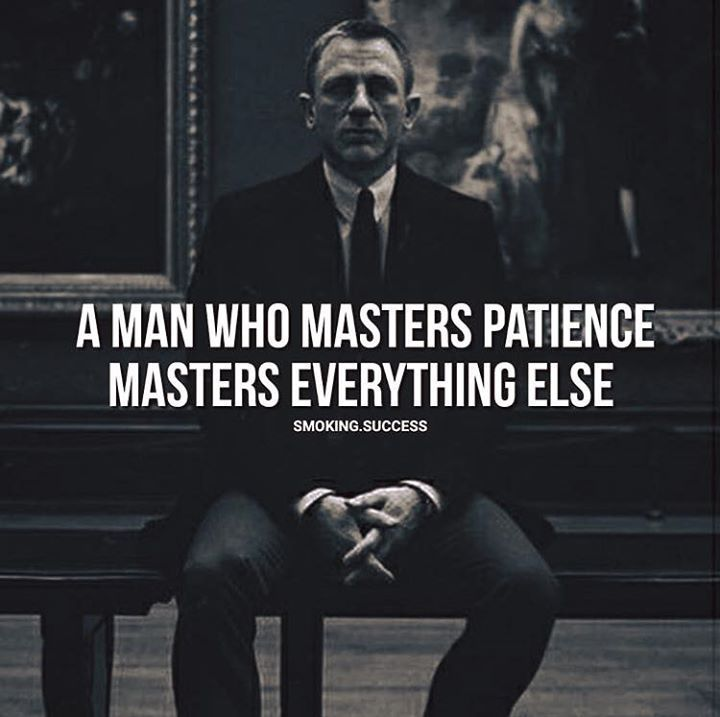Positive Quotes A Man Who Masters Patience Boxing Quotes Positive Quotes Patience Quotes