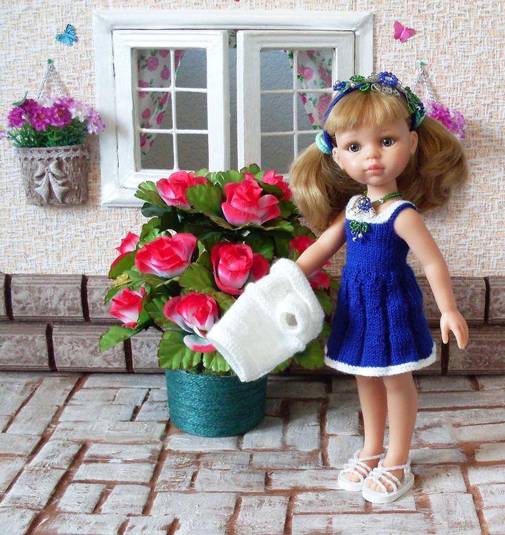 Дыхание весны или новые весенние наряды / Одежда и обувь для кукол - своими руками / Бэйбики. Куклы фото. Одежда для кукол