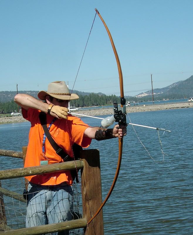 134 best images about freshwater fun on pinterest for Bow fishing bow