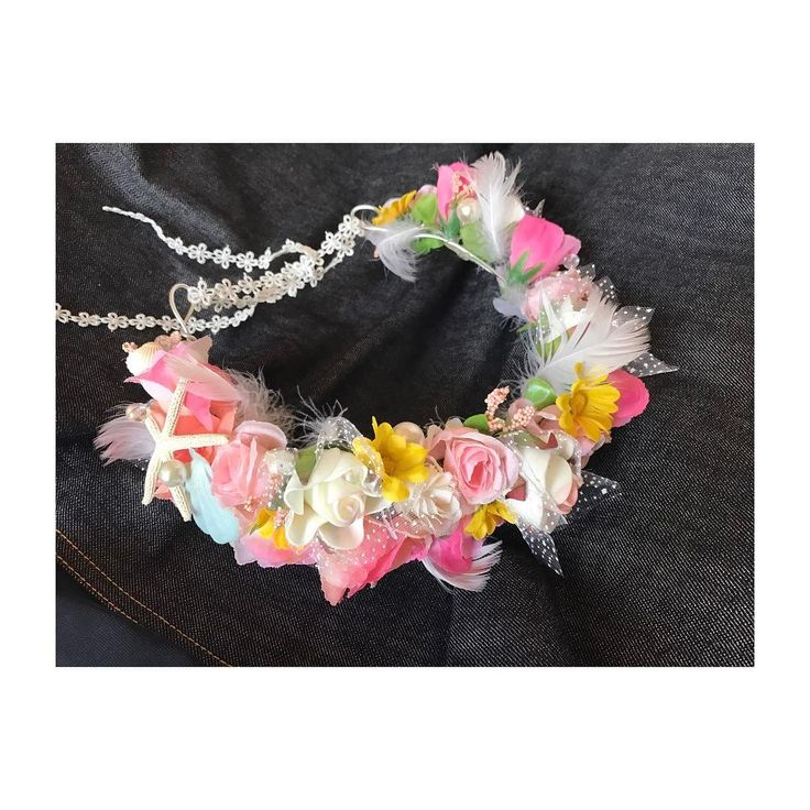 花冠は造花で作れる!記念日を素敵な花冠でお祝いしよう♡   Handful