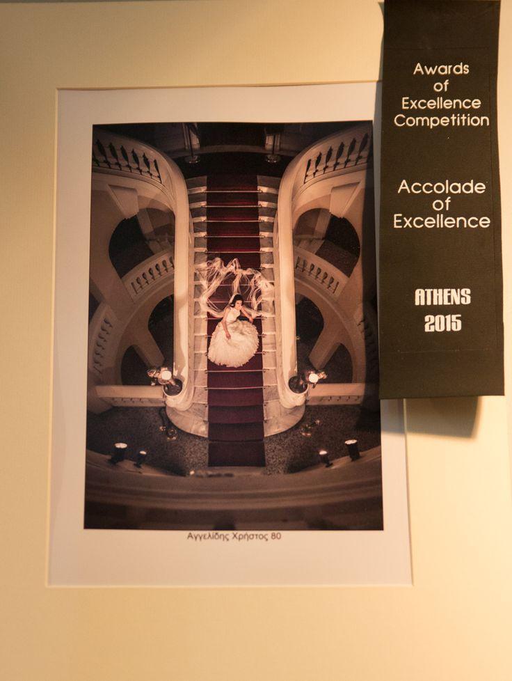 Award of competition pws in wedding photography | Athens. www.fotomoments4u.gr | Christos Aggelidis. Μία ακόμα διάκριση σ' ένα σημαντικό διαγωνισμό,που μας έδωσε ιδιαίτερη χαρά!!!