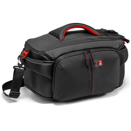 Manfrotto 191n Pro Light Camcorder Case For Sony Pxwfs5 Canon Xf205 Hdv Vdslr Cameras