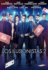Los Ilusionistas 2 (Subtitulada)