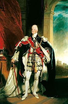 William IV (William Henry; 21 August 1765 – 20 June 1837) was King of the United Kingdom of Great Britain and Ireland and of Hanover from 26 June 1830 until his death. William, the third son of George III and younger brother and successor to George IV, was the last king and penultimate monarch of Britain's House of Hanover.
