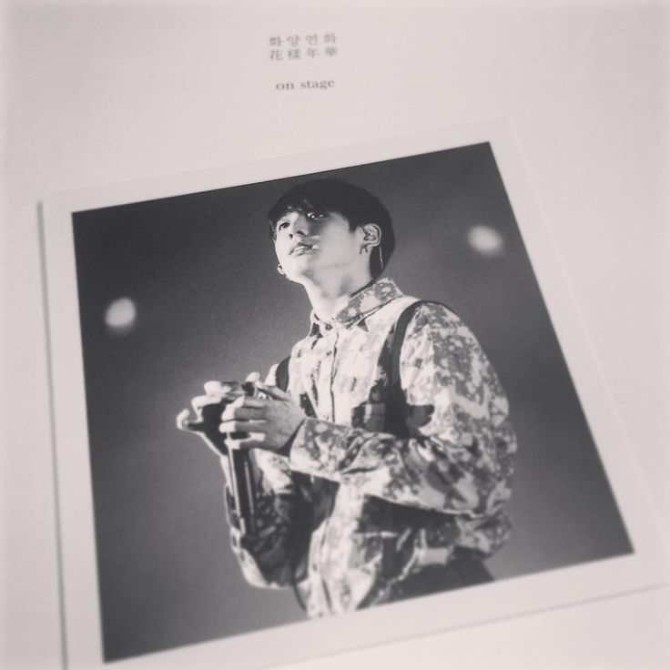 [Picture/IG] BTS Official Instagram (BTS 화양연화 on stage DVD) [160224]