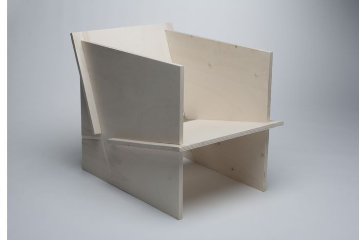 Rietveld chair 2.0 which you can build without one screw!  #chair #rietveld #wood #simple #minimal  http://dieuwertjevanwalsum.com/rietveld-chair-rietveld-2-0/