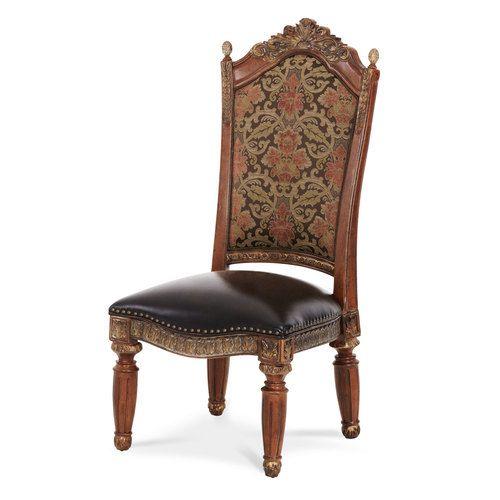 Villa ValenciaAssm.Side Chair Classic Chestnut #ChairClassic