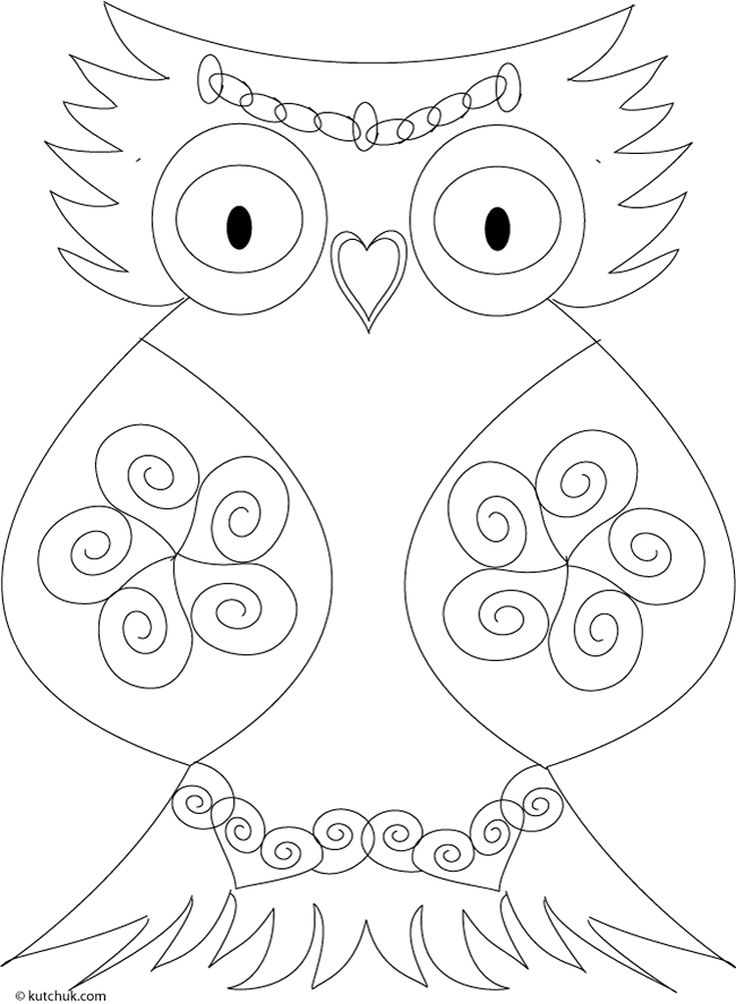 1000 ideas about Owl Quilt Pattern