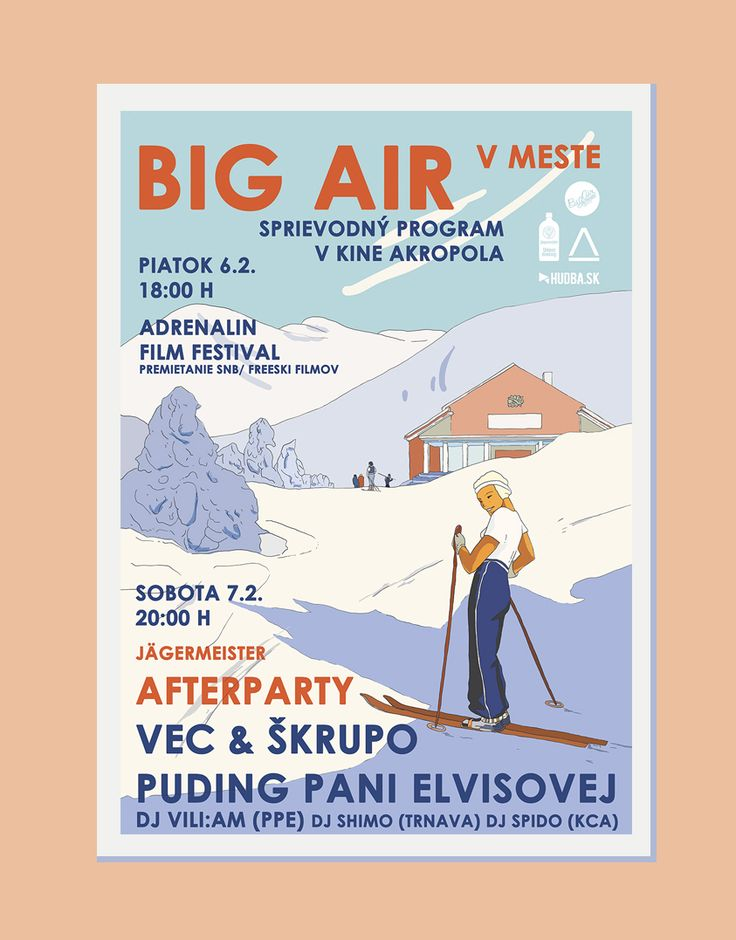 poster for BIG AIR