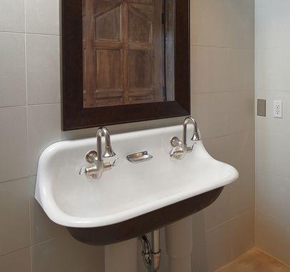 17 best ideas about vintage bathroom sinks on pinterest vintage sink vintage bathrooms and. Black Bedroom Furniture Sets. Home Design Ideas