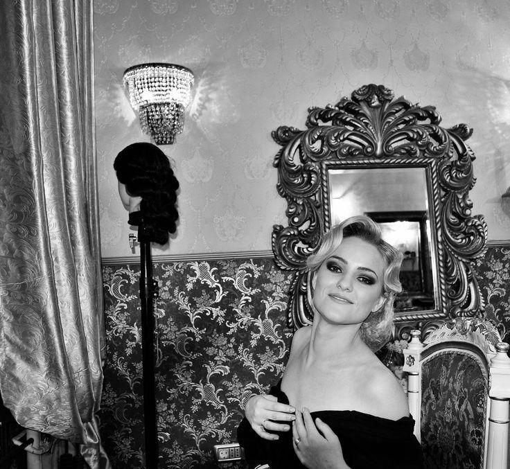 Retro Photo:black&white