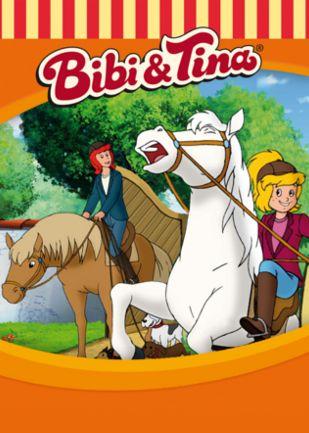 #Bibi und Tina, eine kleine Hexe und Pferde, Freundschaft, Liebe und Abenteuer. Besser kann eine Serie kaum sein! hier kommst du zur #Kinderserie: http://www.kinderkino.de/serien/bibi-und-tina/