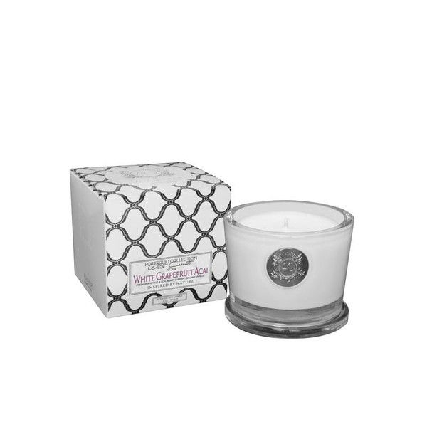 Aquiesse White Grapefruit Acai Organic Scented Candle – Just Scented Candles