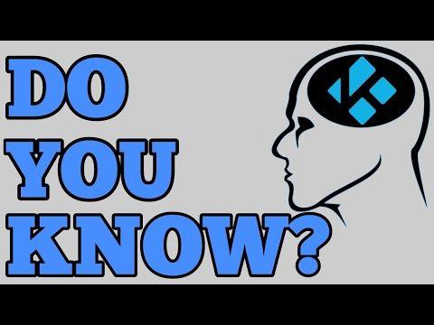 DO YOU KNOW? KODI - YouTube
