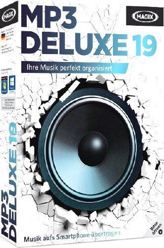 MAGIX MP3 deluxe 19.0.1.48