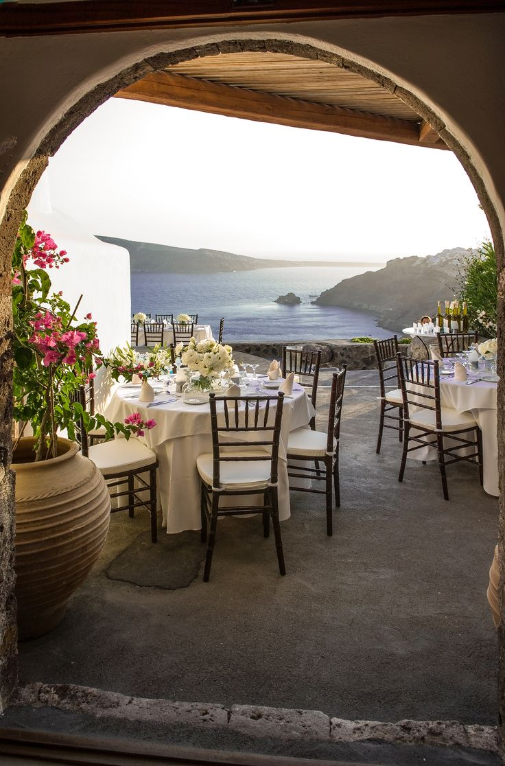 Let us help you plan your dream wedding at Perivolas!  #wedding #ceremony #dream #santorini #celebration
