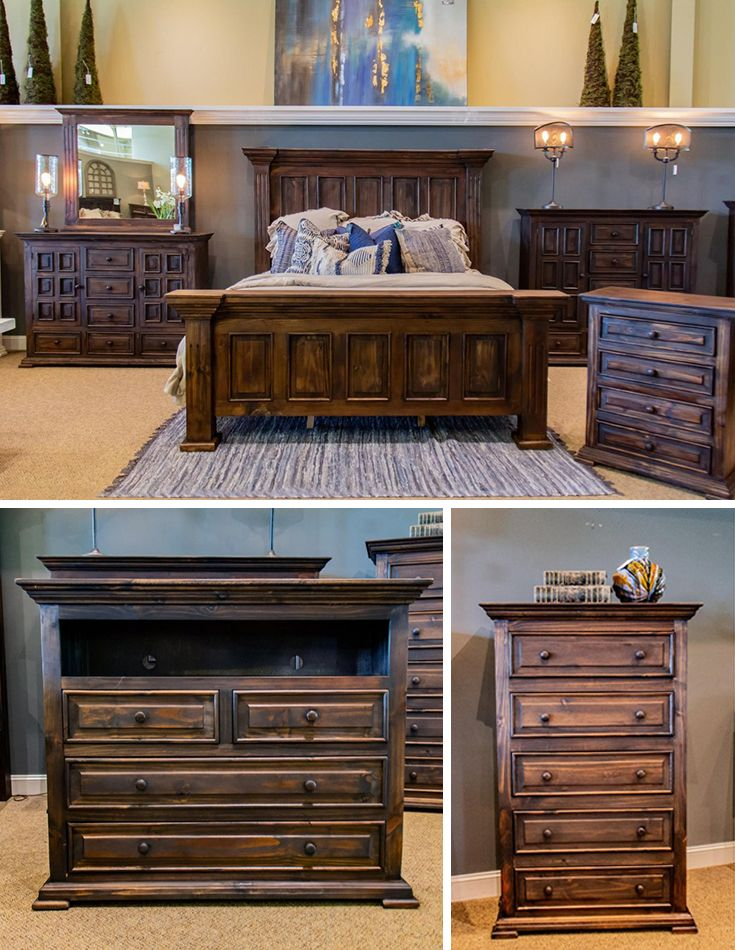 The Claudia Panel Bedroom Suite Is Grand And Lofty In Style And
