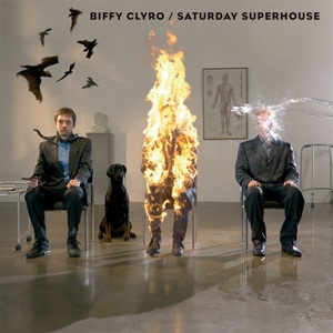Storm Thorgerson, Biffy Clyro, Saturday Superhouse
