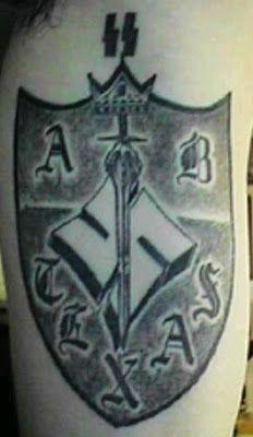 WHITE PRISON GANGS: ARYAN BROTHERHOOD OF TEXAS