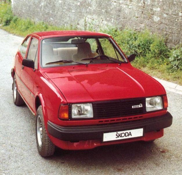 Škoda Garde/Rapid Škody a Rapid Garde nabídla na 80. léta v ČSSR věc nevídanou, čtyřpístkové třmeny předních brzd