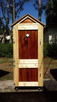Small Smokehouse Build - http://www.smokingmeatforums.com/t/157280/small-smokehouse-build