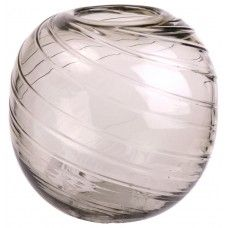 Iced Ball Vase - Brown - Large £34.99