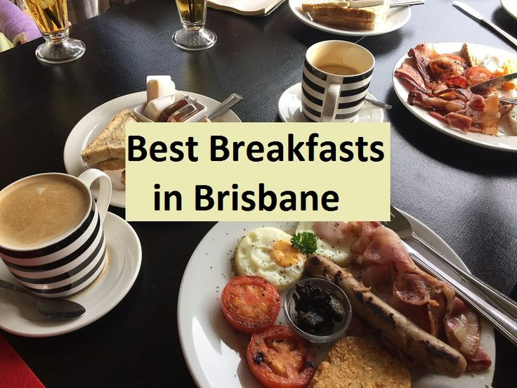 Looking for the #best #breakfast #spots in #Brisbane where you can take the #kids, #grandparents, and ALL have #fun? We've rounded up our #10 #favourite places!