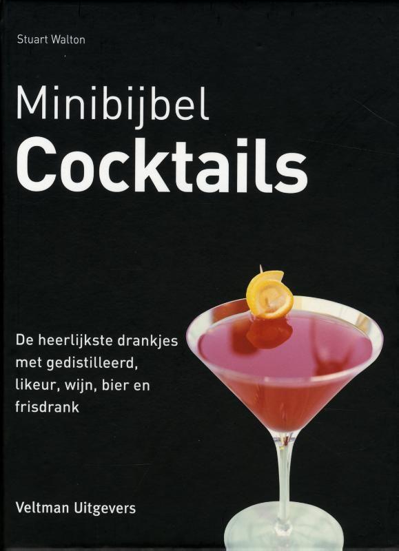 De onmisbare handleiding voor iedere amateur-barkeeper en voor iedereen die graag cocktails drinkt, met recepten met gedistilleerd, likeur, wijn, bier en frisdrank. Recepten voor ruim 600 cocktails en drankjes, waaronder bekende favorieten, zoals Dry Martini, Margarita en Grasshopper. Leer hoe u dranken afmeet, mixt en inschenkt; hoe u een glas matteert, een cocktailshaker gebruikt en decoratieve garneringen maakt...