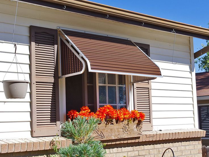 Awnings are also DIY Install Retractable Window Awnings ...