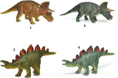 WC Δεινόσαυρος 22''-4 Σχέδια (2609) | Moustakastoys.gr