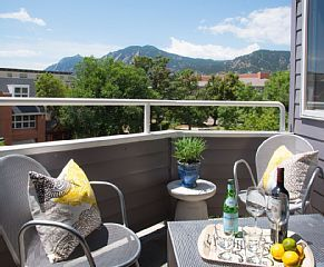 Direct Mtn Views in Downtown OasisVacation Rental in Boulder from @homeaway! #vacation #rental #travel #homeaway