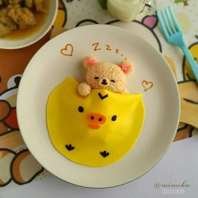 Food cute