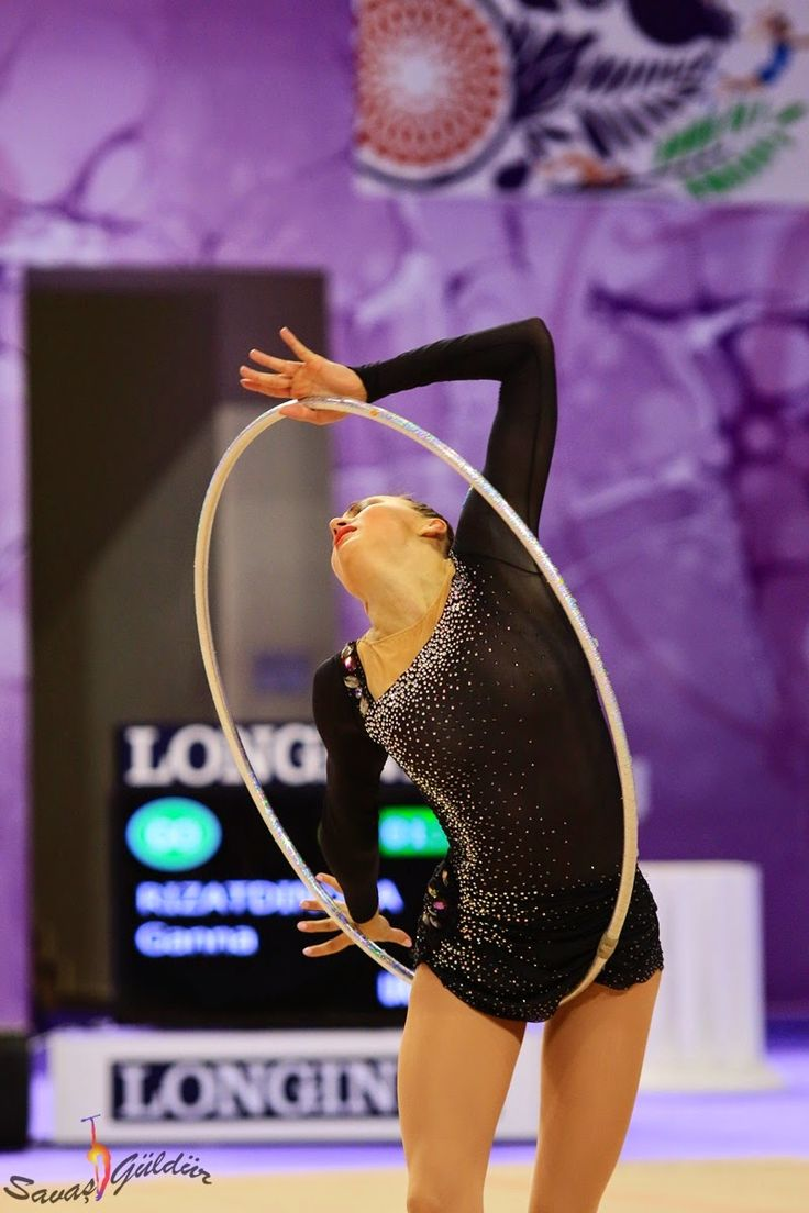 Ganna Rizatdinova, Ukraine, World Championships Izmir 2014